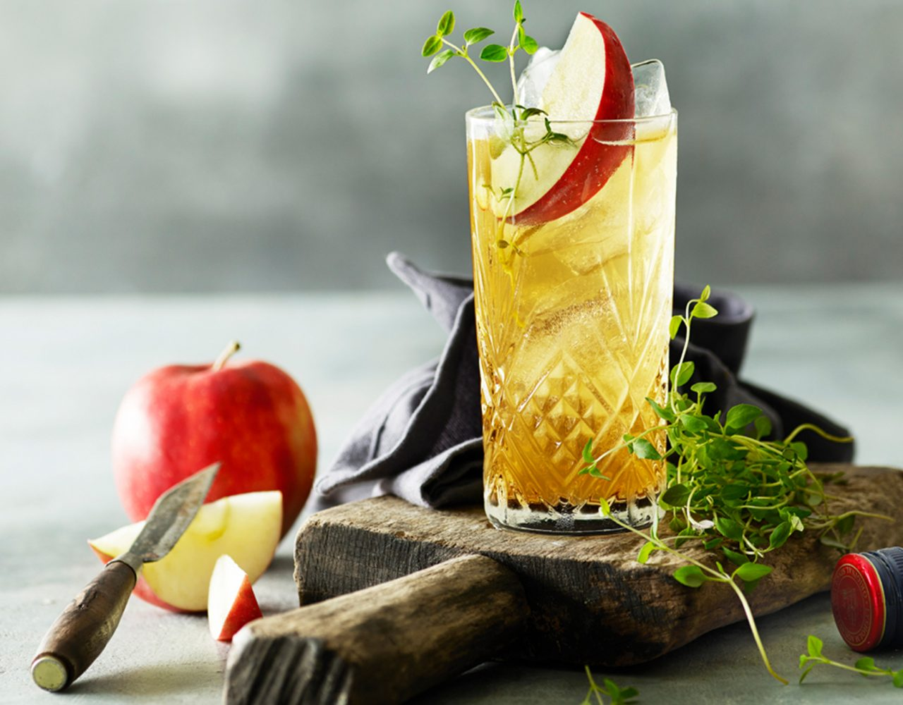 Linie Aquavit Nordic Apple 2