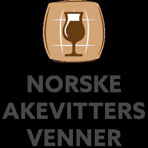 Norske Akevitters Venner - logo